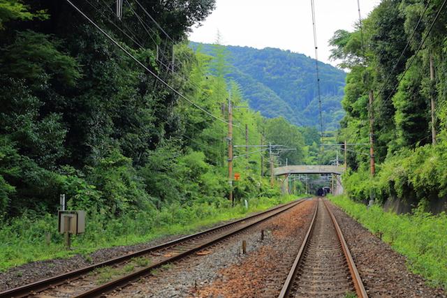 京都 JR嵯峨野線