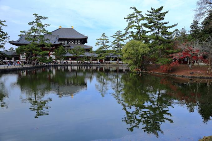 奈良東大寺大仏殿