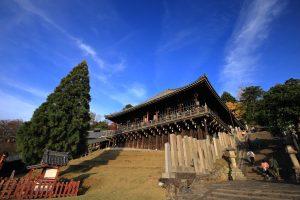 奈良二月堂