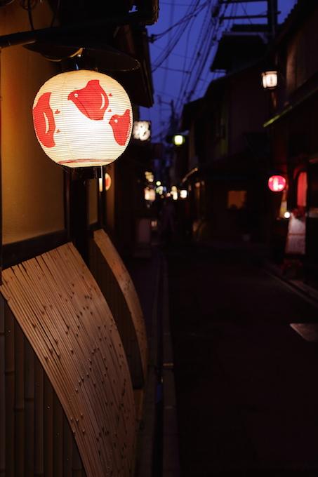 京都先斗町