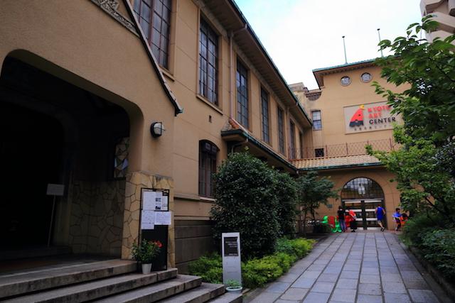 京都芸術センター(旧明倫小学校)