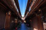 京都の路地裏散歩
