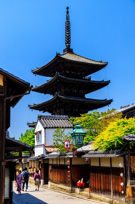 京都 法観寺八坂の塔