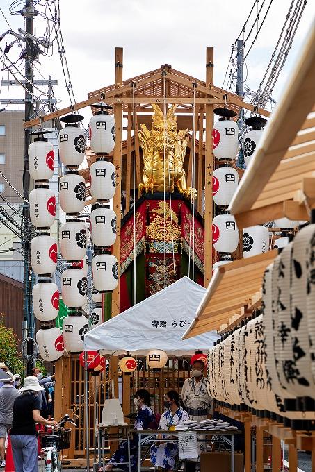 京都 祇園祭 大船鉾