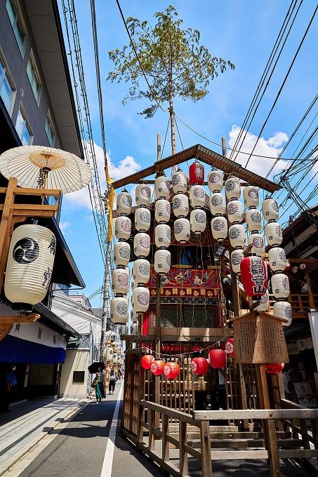 京都 祇園祭 南観音山