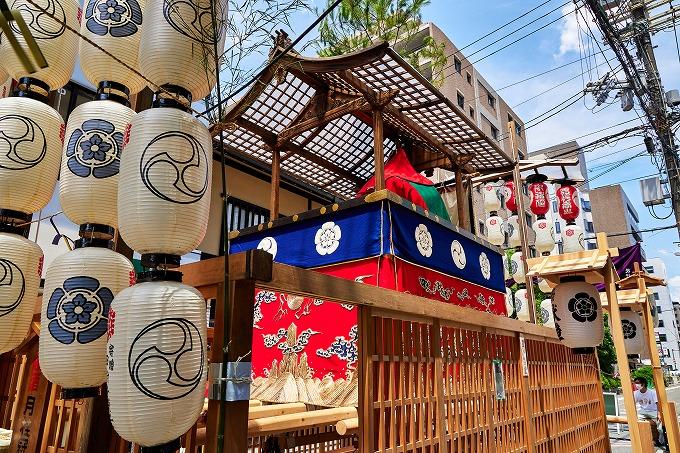京都 祇園祭 役行者