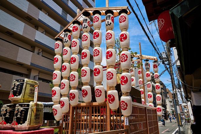 京都 祇園祭 鯉山